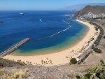 Пляж Лас Тереситас