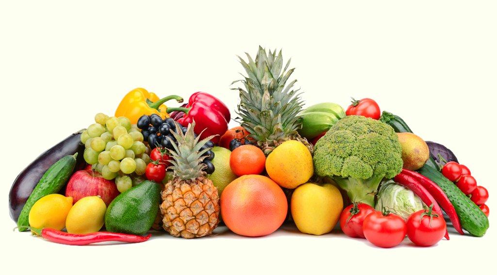Овощи и фрукты на Тенерифе