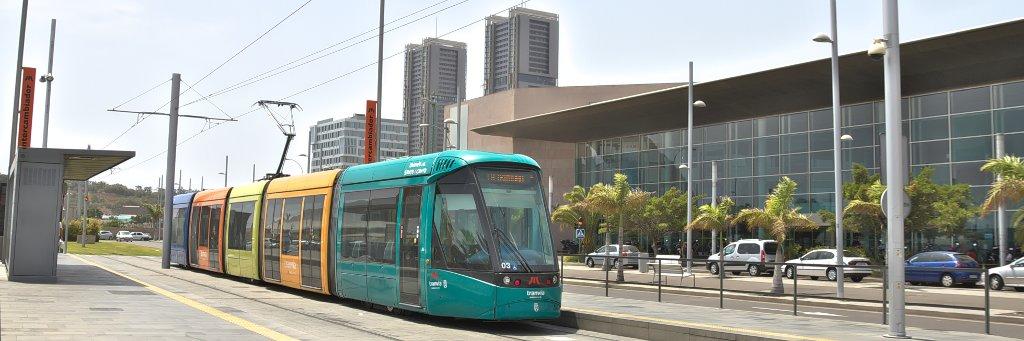 Трамвай Санта-Крус-де-Тенерифе